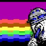 R2-D2 Rainbow