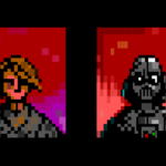 From Anakin to Vader Avatars