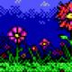 Flower Garden Menu Screens