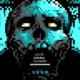 Sacrifice Skull Login Screen