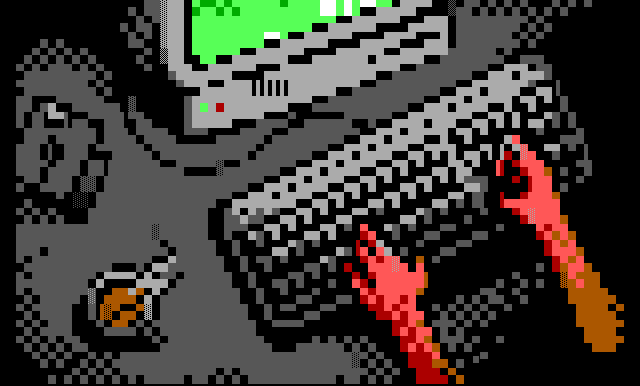 Luciano Ayres | ANSIGARDEN | The Best BBS Themes & ANSi Art